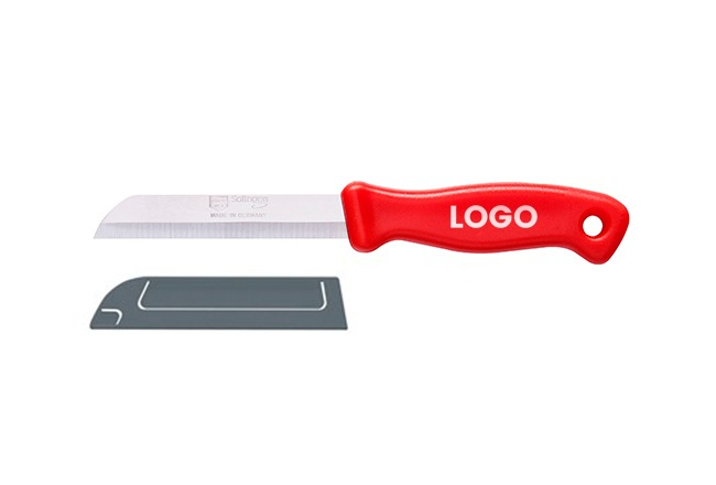 branded utility knife (straight blade – 9 cm)