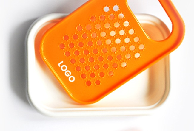 brander grater with container